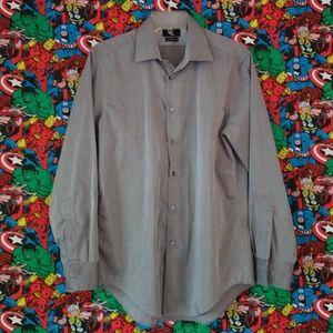 Calvin Klein dress shirt size(M) neck 15 1/2